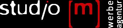 studio m – werbeagentur gmbh Retina Logo